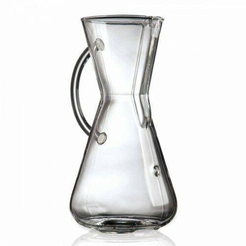 Chemex coffee maker handle 3 filiżanki klasyczny amerykański dripper z rączką