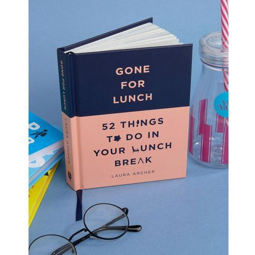 52 Things to Do On Your Lunch Break Book - Multi