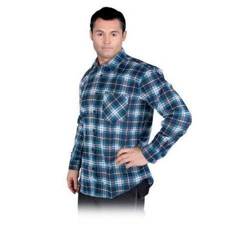 Koszula flanelowa w kratę marki Reis