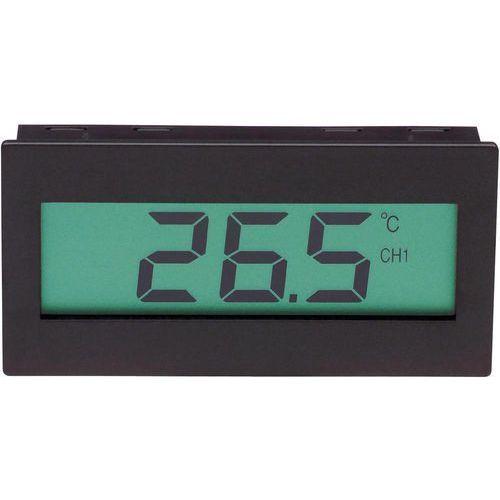 Voltcraft Termometr tablicowy, panelowy  tcm 320, od -30 do +70 °c, dokładność: 1 °c