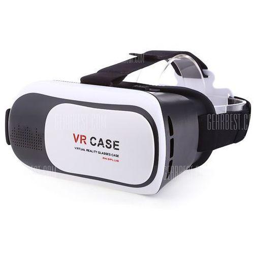 VR Case RK3Plus 3D Virtual Reality VR Glasses Headset for 6 - 8.2cm Smartphones - produkt z kategorii- Pozostałe RTV