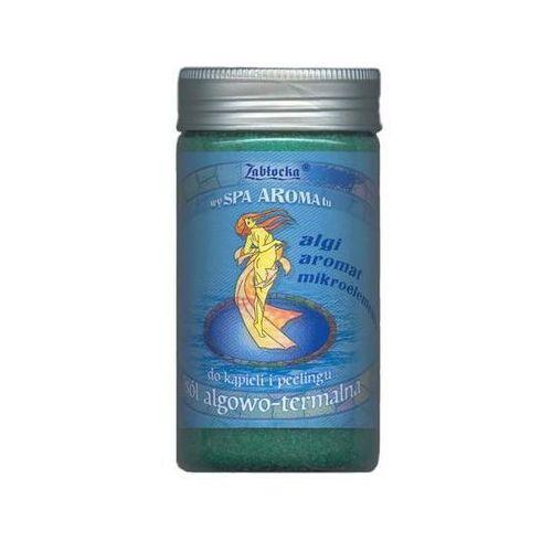 OKAZJA - Kopalnia i warzelnia solanek dr zabłocka sp. z o.o. Zabłocka sól algowo-termalna do kąpieli, puszka 400 g. (5907180645081)