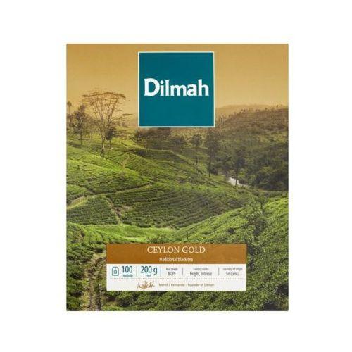 DILMAH 100x2g Ceylon Gold Herbata ekspresowa