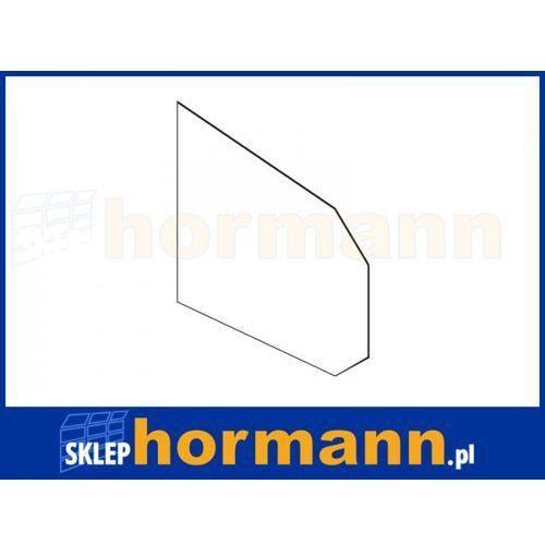 Obudowa pancerza, boczna osłona blachy ocynkowanej, classic, rozmiar s marki Hormann