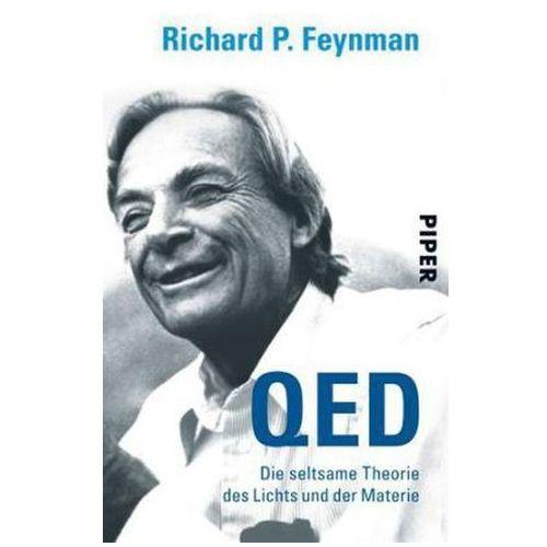 QED, Die seltsame Theorie des Lichts und der Materie