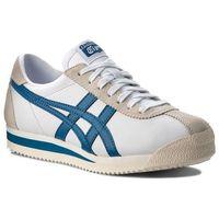 Sneakersy - onitsuka tiger corsair d7j4l white/deep sapphire 100 marki Asics