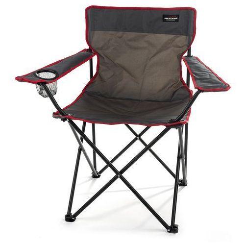 4home Krzesło wędkarskie fish czerwony, kategoria: krzesełka wędkarskie