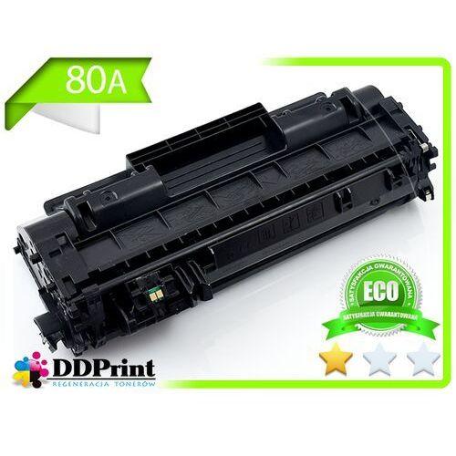 Toner 80a - cf280a do hp laserjet pro 400 m401dn, m425dw, m425dn, - eco 3k - zamiennik marki Dd-print