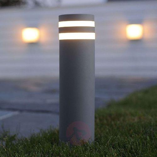 Lutec by eco light Lutec focus oświetlenie ścieżek antracytowy, 1-punktowy - nowoczesny - obszar zewnętrzny - focus - czas dostawy: od 2-4 dni roboczych