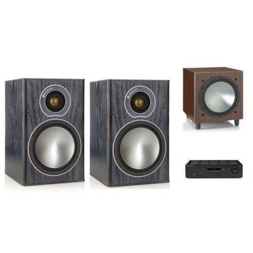 Zestawy Cambridge audio topaz sr20 + monitor a bronze 1 + w10