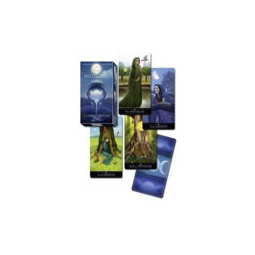 Silver Witchcraft Tarot, Moore, Barbara