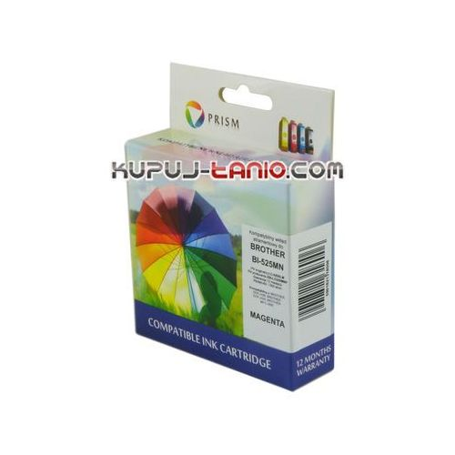 Prism Lc525xlm tusz do brother () tusz do brother mfc-j200, brother dcp-j100, brother dcp-j105 (0498536529732)