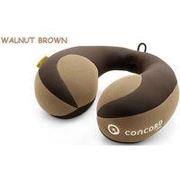 Concord Luna zagłówek do fotelika samochodowego walnut brown