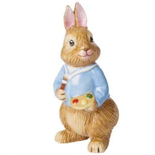 """- bunny tales figurka porcelanowa """"królik max """" marki Villeroy & boch"""