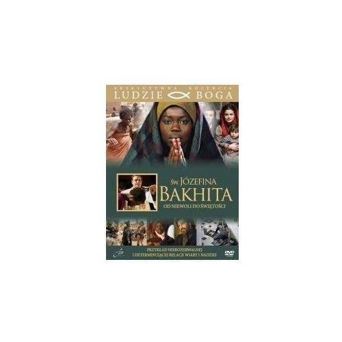 ŚW. JÓZEFINA BAKHITA + film DVD - produkt z kategorii- Filmy religijne