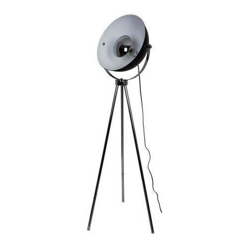 Lampa podłogowa selinda 1-punktowa e27 chrom / czarna marki Goodhome