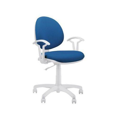 Krzesło obrotowe smart gtp27 ts02 z mechanizmem cpt marki Nowy styl