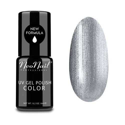 NEONAIL UV Gel Polish Color 3623 Metalic Silver 6ml