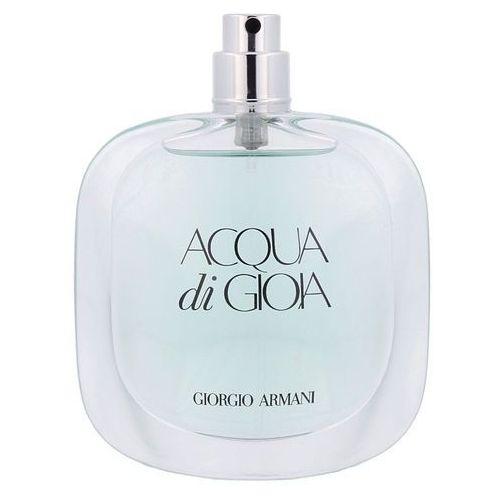 Giorgio Armani Acqua di Gioia Woda perfumowana 50ml spray TESTER (17312)