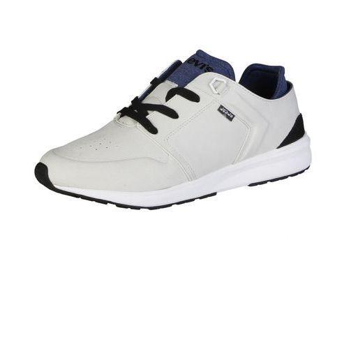 Męskie buty levi's 225137 1794 białe, Levis