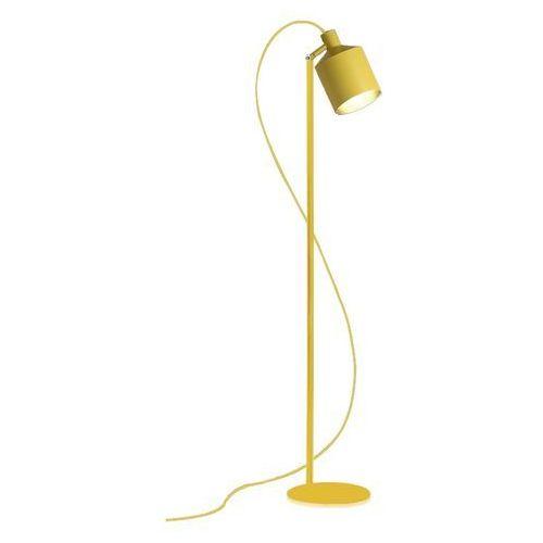 Lampa podłogowa LEKTOR - XCF7393 - King Home - Sprawdź kupon rabatowy w koszyku, kolor Żółty