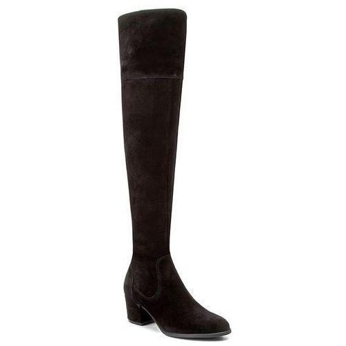 Muszkieterki TAMARIS - 1-25575-29 Black 001, kolor czarny