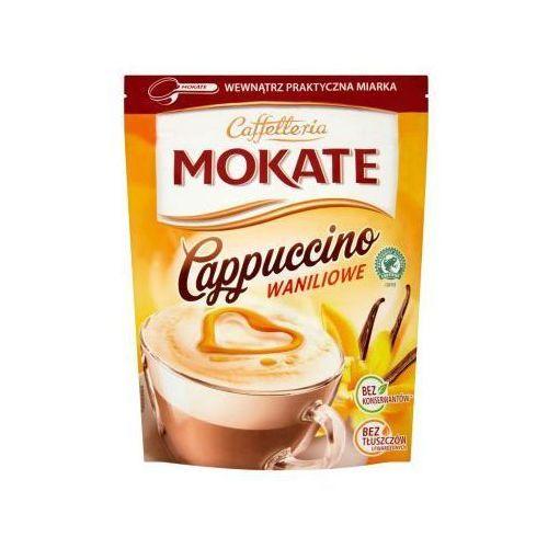 Mokate Cappuccino waniliowe caffetteria 110 g (5902891280217)