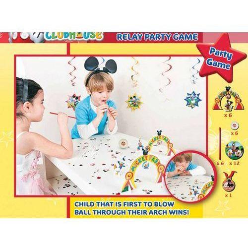 Gra urodzinowa Myszka Mickey
