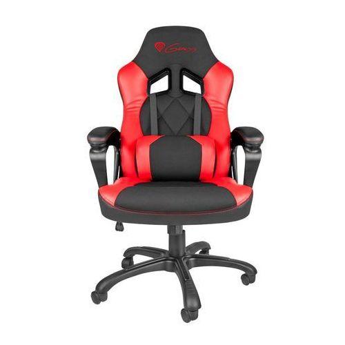Krzesło dla graczy NATEC-GENESIS SX33 Czerwony (5901969402483)