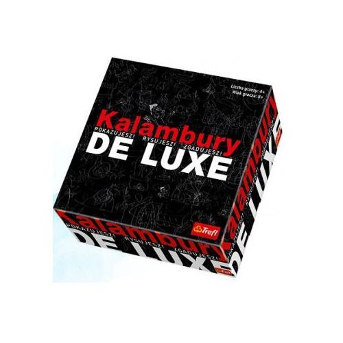 Kalambury De Luxe, 63446201398GR (807976). Najniższe ceny, najlepsze promocje w sklepach, opinie.
