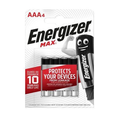 Bateria alkaliczna MAX AAA E92 4 SZT. ENERGIZER