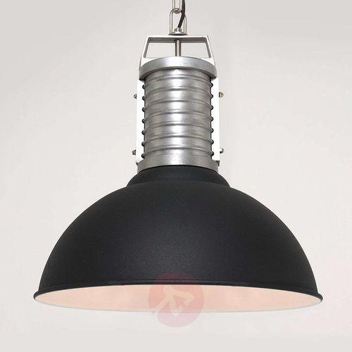Steinhauer oncle phillipe lampa wisząca czarny, 1-punktowy - przemysłowy - obszar wewnętrzny - phillipe - czas dostawy: od 6-10 dni roboczych