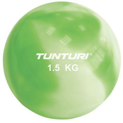 yoga toningbal 1.5kg marki Tunturi