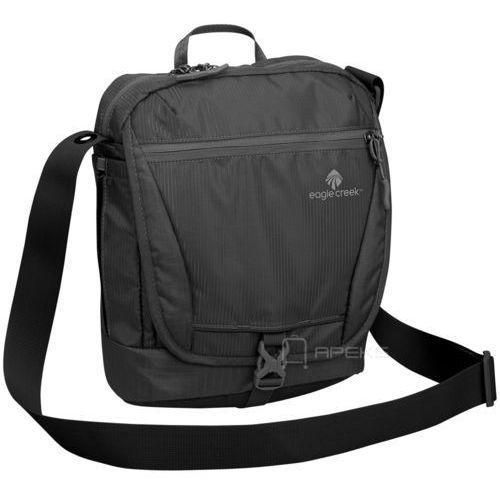 Eagle creek guide pro courier rfid torba na ramię / saszetka / czarna