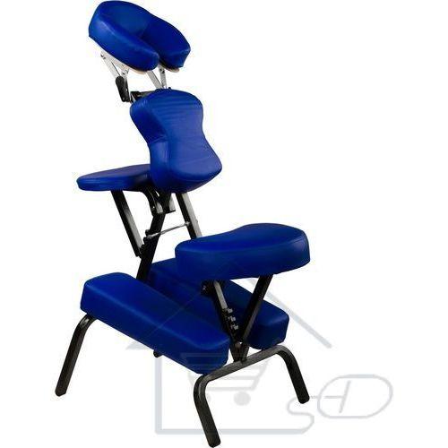 Movit Profesjonalny fotel do masażu ® - niebieski