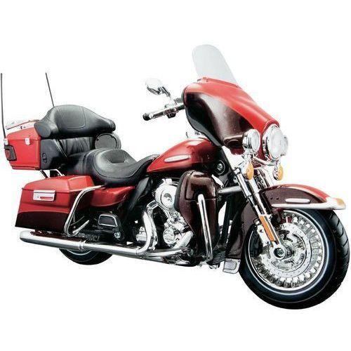 Model motocykla Harley Davidson Electra Glide Ultra, 1:12 Maisto