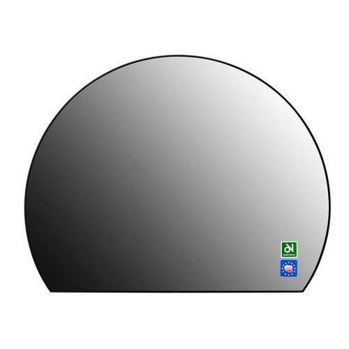 Lustro łazienkowe bez oświetlenia KSIĘŻYC 46 x 36 cm DUBIEL VITRUM, kolor biały