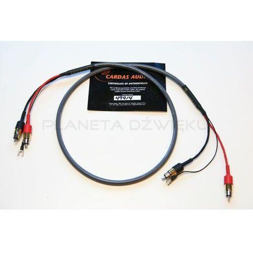 Cardas Audio Microtwin Phono - Raty 0% * Dostawa 0zł * Dzwoń 22 428 22 80 – negocjuj cenę! Salon W-wa-ul. Tarczyńska 22
