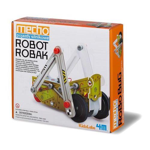 Pojazdy silnikowe - robot robak marki 4m industrial development ltd.