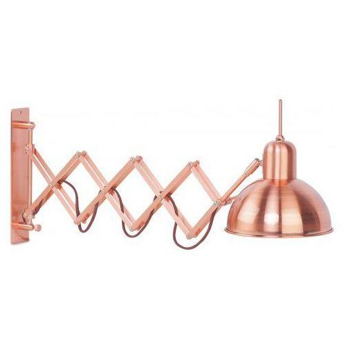 It's about romi lampa ścienna aberdeen miedziana 27cm/60-85cm aberdeen/w/co