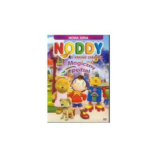 Film CASS FILM Noddy w Krainie Zabawek: Magiczny Pędzel (Nowa Seria) (5905116008863)