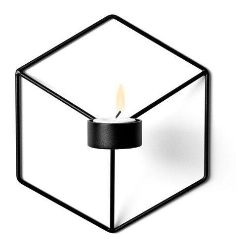 Świecznik ścienny pov black marki Menu