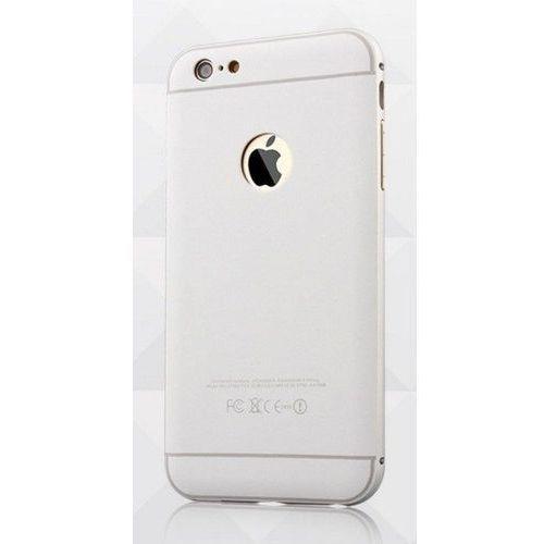 Bumper Metal Case Srebrny | Etui dla Apple iPhone 6 Plus / 6S Plus - Srebrny