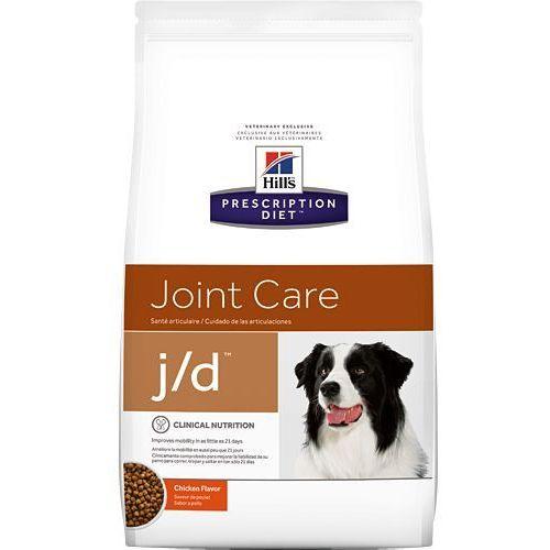 canine vet diet joint care j/d 2x12kg dwu-pak marki Hills