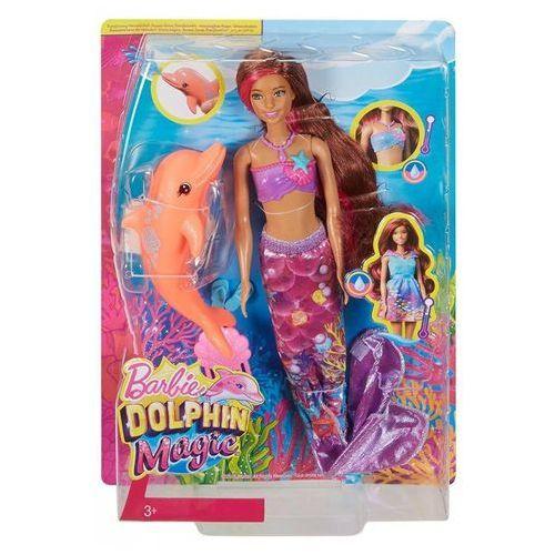 tajemnicza syrenka marki Barbie