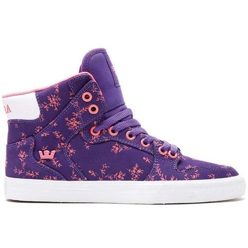 buty SUPRA - High Vaider Purple/Pink-White (PUP)