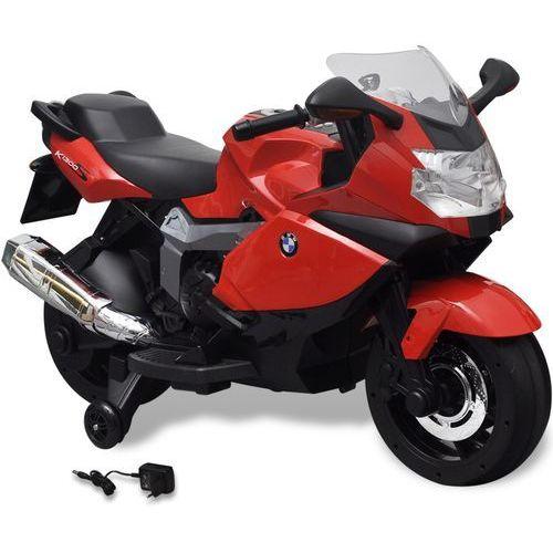 vidaXL BMW 283 Elektryczny motor dla dzieci Czerwony 6 V - sprawdź w wybranym sklepie