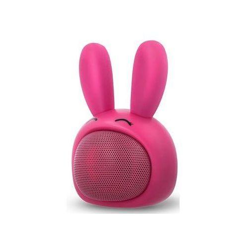 Forever tf1 Głośnik bluetooth forever abs-100 sweet animal rabbit pinky (5900495737977)