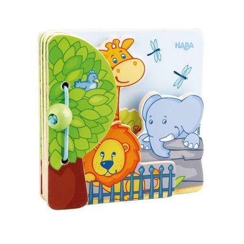 Haba Książeczka - przyjaciele z zoo hb300129 (4010168202143)