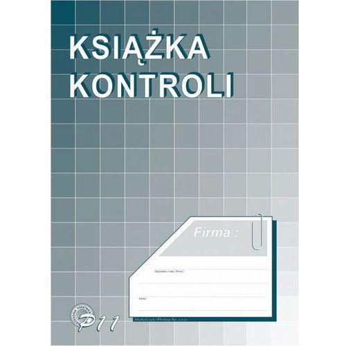 Książka kontroli michalczyk&prokop p11 - a4 marki Michalczyk i prokop